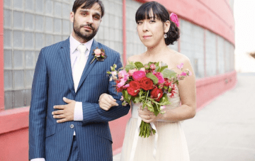 Unique, Nautical Chic Navy Yard Wedding In Brooklyn Part 1