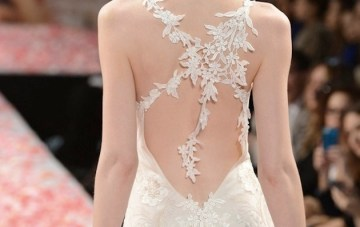 Claire Pettibone's Whimsical Wedding Dress Collection Fall 2013