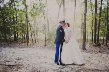 groom in uniform | rachael lindsy photography