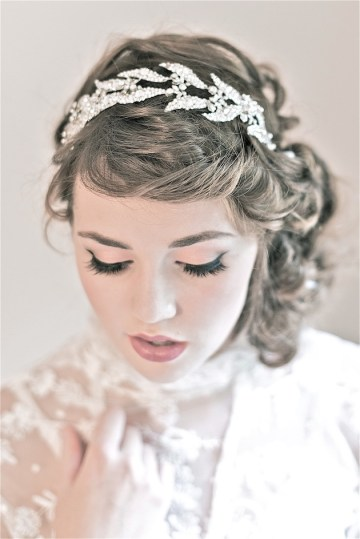 Enchanted Atelier Bridal Accessories Lady Mary Crown