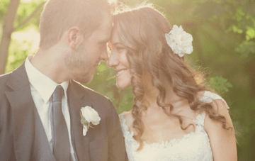 Rustic Mint Green And Coral Orchard Wedding Part 2