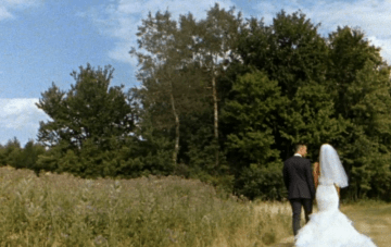 Glamourous Vintage Wedding Film by First Kiss Films