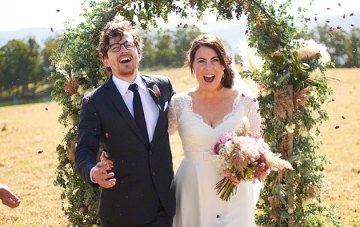Intimate Rustic Country Lodge Wedding In Australia   Nikole Ramsay Photography   Bridal Musings 37