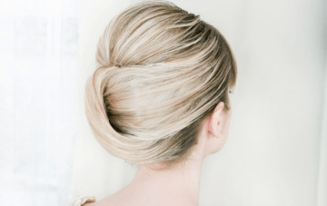 Wedding Hair Inspiration & Tutorials: The Chic Chignon
