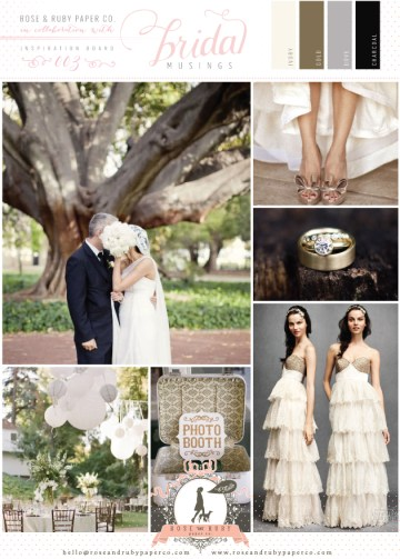 Rose-&-Ruby-Wedding-Inspiration-Board-3-Glamorous-Oudoors-Gold-Grey-Charcoal