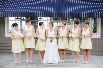Yellow Beach Club Wedding   Natalie Franke Photography 20