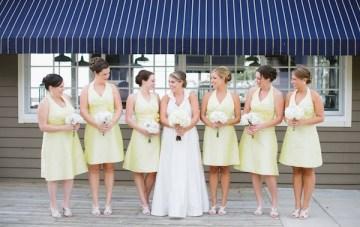 Yellow Beach Club Wedding | Natalie Franke Photography 20