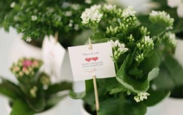 Chic Heart Themed Wedding | Branco Prata 34