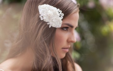 Percy Handmade Bridal Headpieces