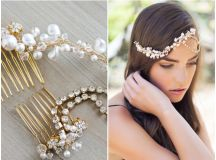 Percy Handmade Bridal Headpieces - Bridal Musings Wedding Blog