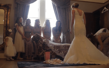 Rustic Chic Wedding Film By Reel Weddings