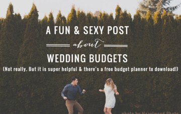 Expert Wedding Planning Tips: The Budget