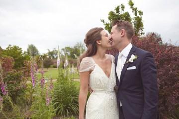 Country Chic Barn Wedding in Norfolk | Natalie J Weddings 35