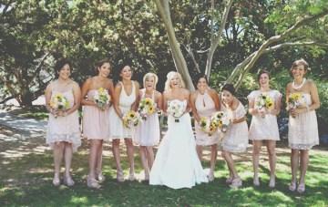 DIY Rustic Sunflower Wedding   Teale Photography 7