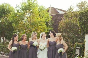 Elegant Navy Wedding | Orange Turtle Photography 10