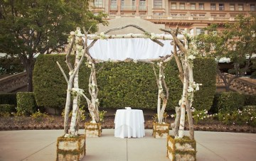 Elegant Navy Wedding   Orange Turtle Photography 21
