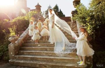 Wedding of Jacquetta Wheeler to Jamie Allsopp (9th June 2012)