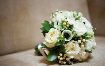 Black and Gold Wedding Inspiration by Perfect Events at The Connaught Hotel, London 15