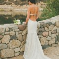 Beautiful backless wedding dresses katie may collection 2012