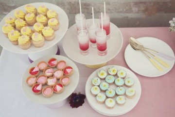 Neon Pastel Wedding Inspiration   Knot and Pop   Philippa James Photography 10