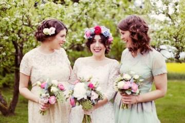 Colourful Vintage Wedding | Rebecca Wedding Photography 40