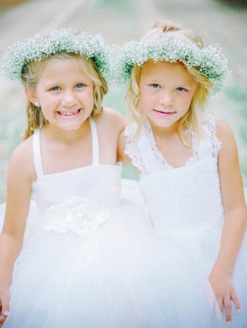 Couture Flower Girl Dresses by Amalee Accessories   Mariel Hannah Photography 14
