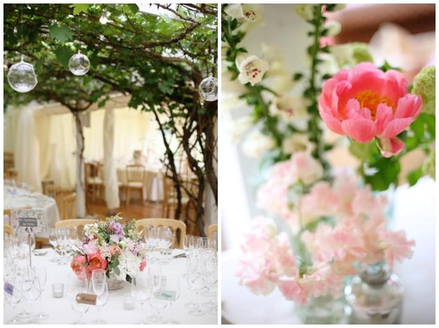 Elegant French Countryside Wedding: Elegant English Countryside Wedding