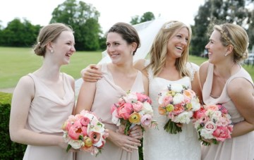 Elegant English Countryside Wedding With Fantastic Florals