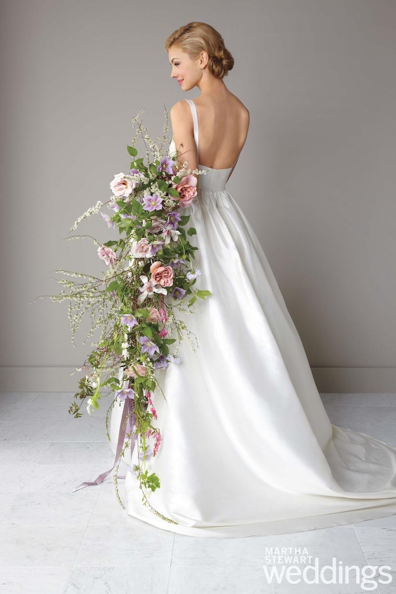 Martha Stewart Weddings Fall 2012 issue   Real Weddings