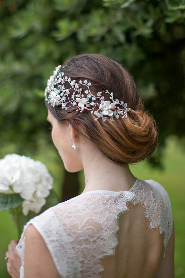 Hermione Harbutt Bridal Collection Heavenly Headdresses