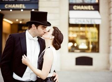 Chanel Wedding Inspiration | Brosnan Photographic 7
