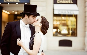 Co Co Chanel Wedding Inspiration By Fly Away Bride