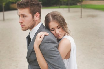 Chic Wedding Inspiration Shoot | Ellie Asher Photography | Bridal Musings 0