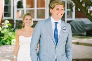 Rustic Blue Wedding | Andrew Mark Photography | Bridal Musings 42