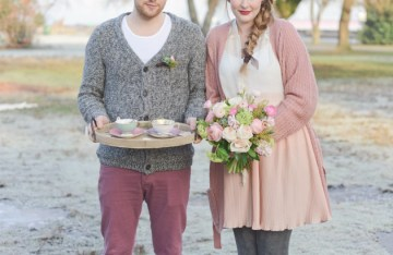 Cosy Engagement Shoot | Christie Graham Photography | Bridal Musings 21