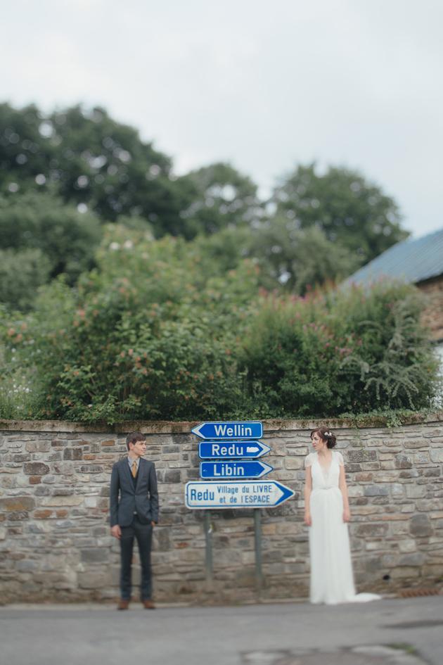 Woodsy DIY Wedding In Belgium By Jonas Peterson Photography