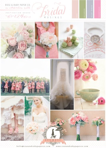 Rose-&-Ruby-Wedding-Inspiration-Board-24-Macaroons-Ranunculus-Tulle