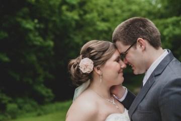 Teal and Coral DIY Wedding | Jennifer Van Elk Photography | Bridal Musings 30