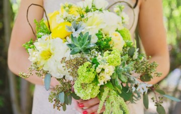 Yellow And Green Rustic Ranch Wedding   Closer To Love Photography 0