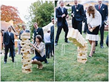 summer garden wedding | Lisa Dawn Photography Photography | Bridal Musings 12