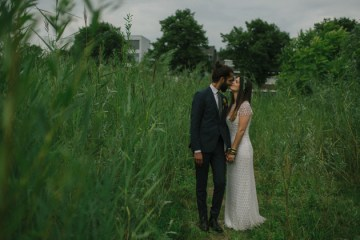Intimate Bohemian Wedding In A Meadow | Melissa Milis Photography | Bridal Musings 10