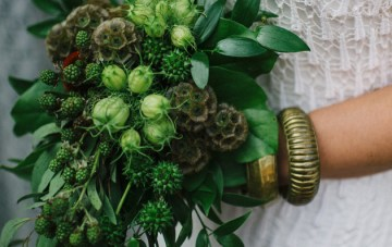 Intimate Bohemian Wedding In A Meadow   Melissa Milis Photography   Bridal Musings 45