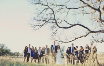 Sweet And Romantic Super 8mm Wedding Film
