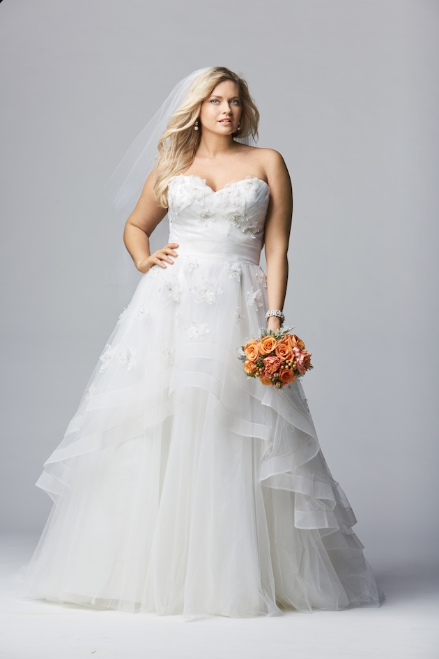 Plus Size Wedding Dress Designers.Plus Size Wedding Dresses From 10 Of The Top Plus Size Wedding Dress