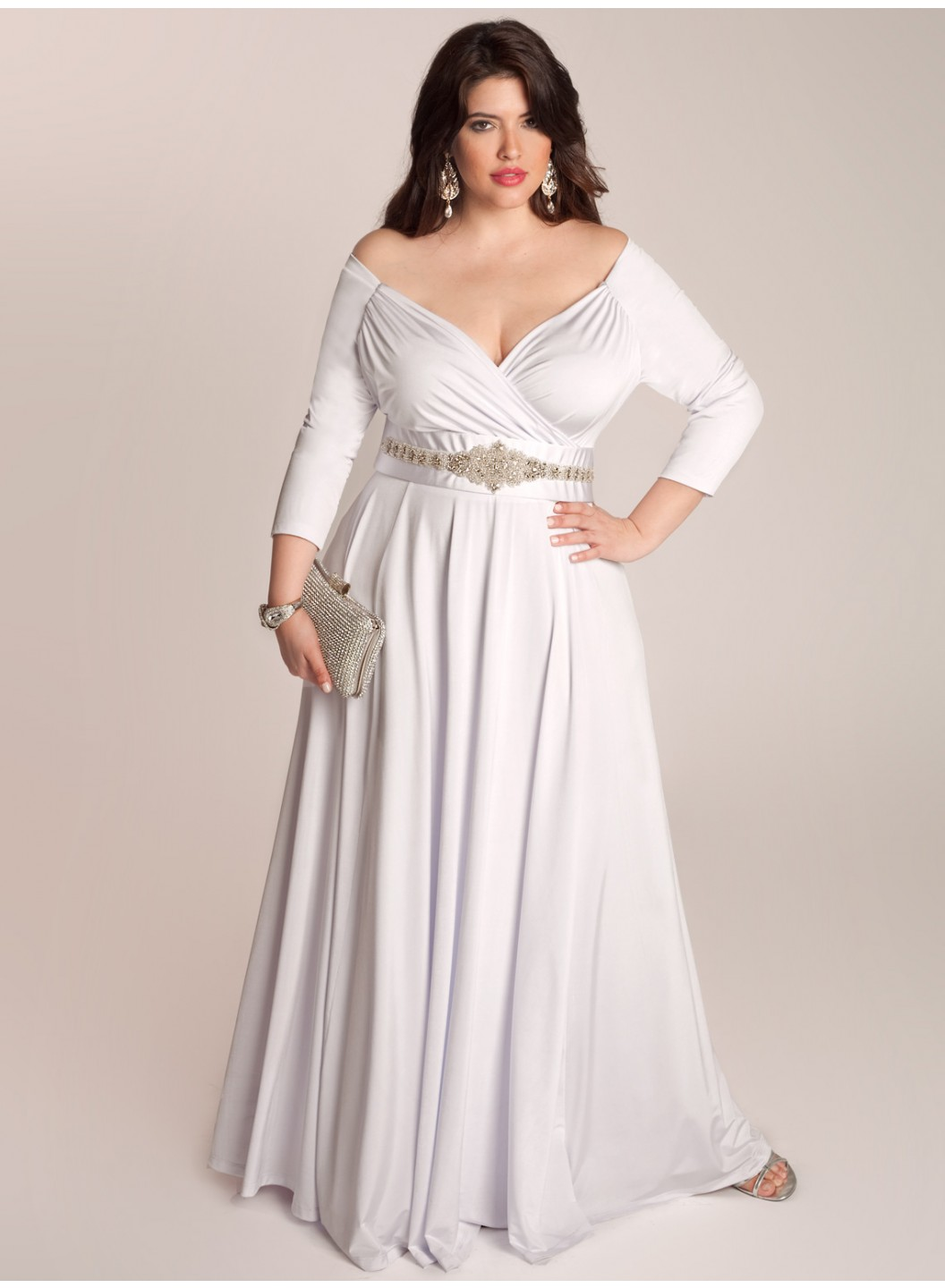 Top 10 Plus Size Wedding Dress Designers By Pretty Pear Bride