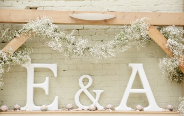 Pink and Grey Polka Dot Wedding | Dasha Caffrey Photography | Bridal Musings Wedding Blog 30