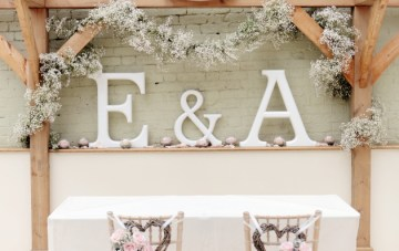 Pink and Grey Polka Dot Wedding | Dasha Caffrey Photography | Bridal Musings Wedding Blog 32