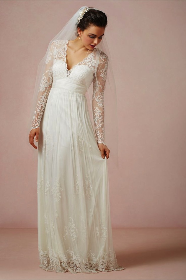 Lia Gown by Bhldn
