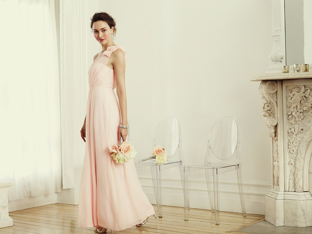 Ann Taylor Wedding Gowns: Ann Taylor's Chic New Wedding Collection