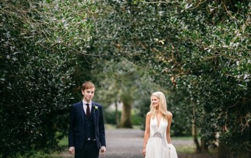 Classically Beautiful Wedding In Dublin Featuring A Jenny Packham Bride